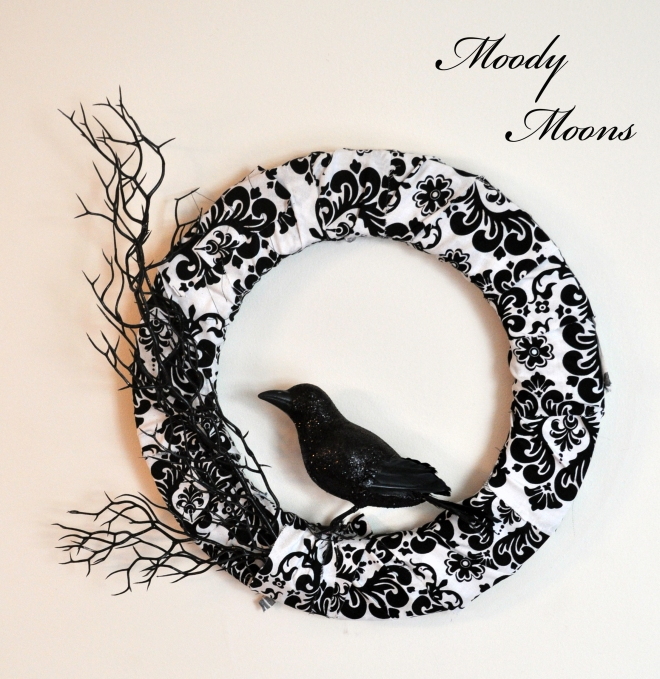Witchy Wreath DIY