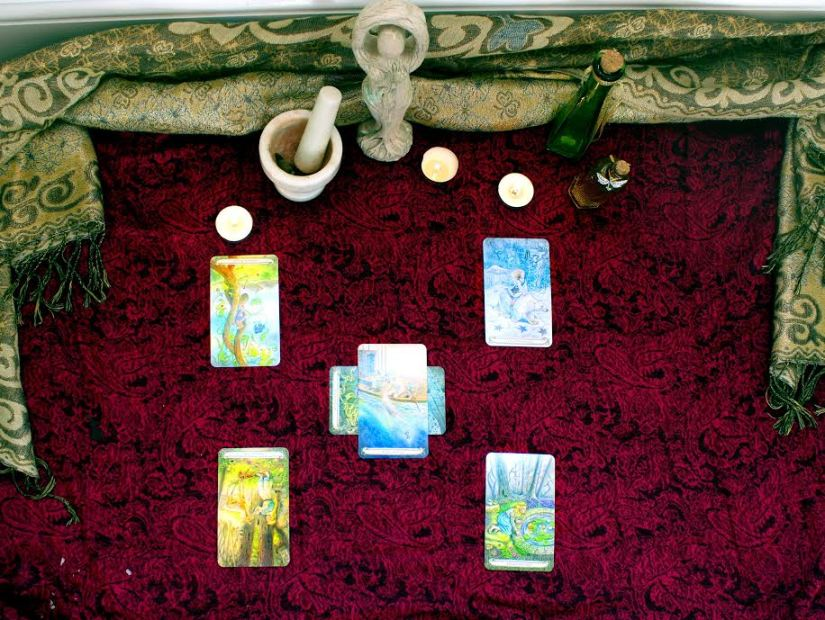 Tarot Spread of the Week:  Advanced RelationshipSpread