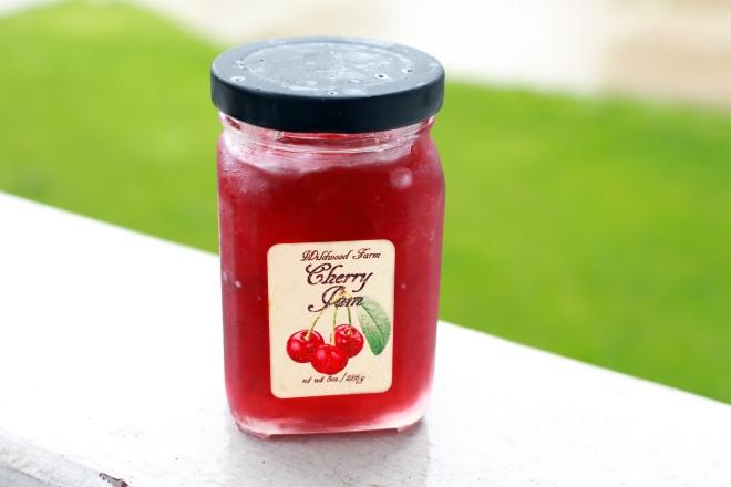 Witchcraft with Cherry Jam