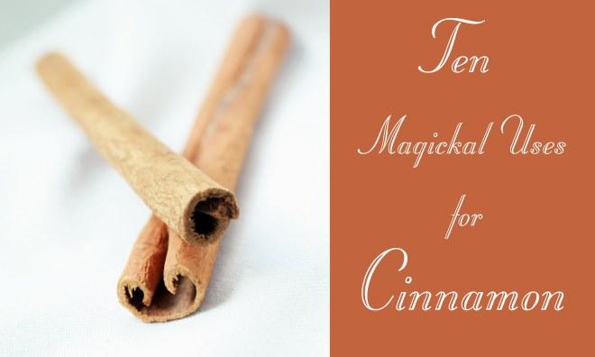 10 Uses for Cinnamon