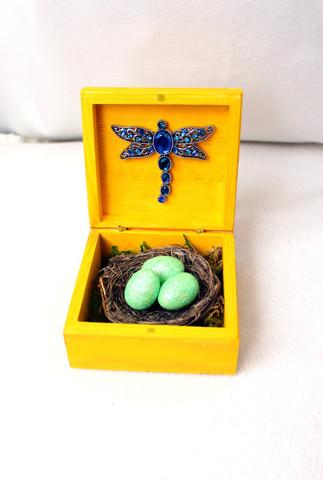 Ostara Altar Box