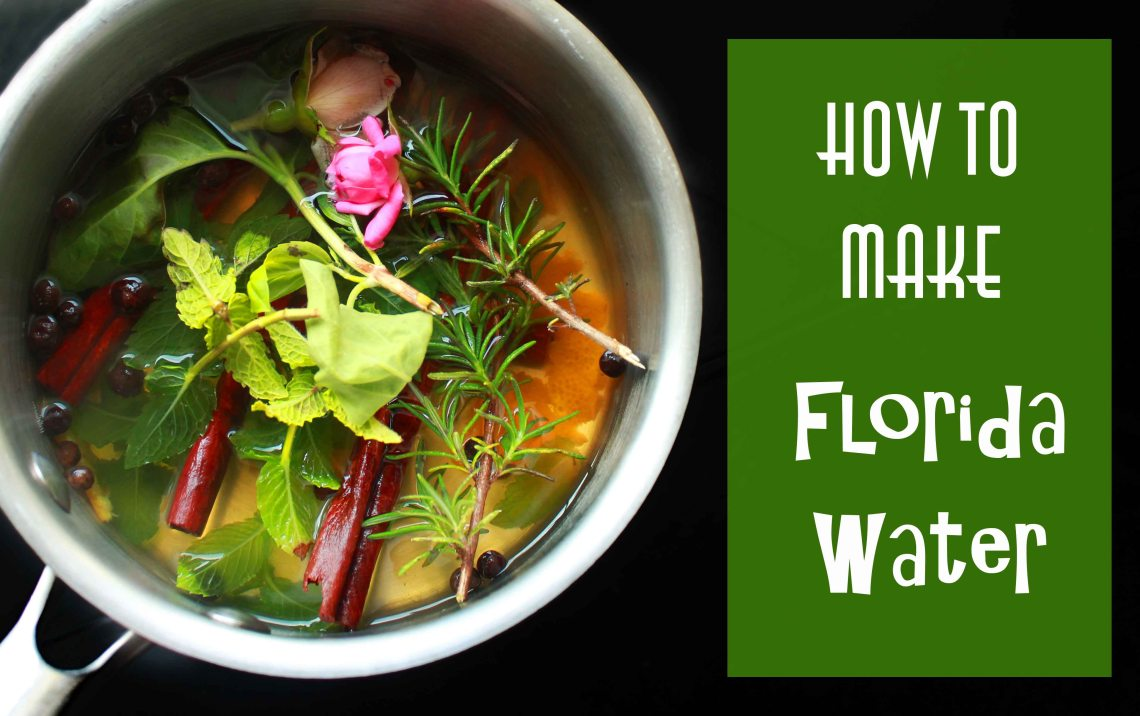 how to make florida water