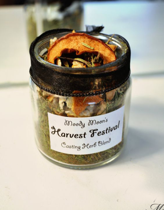 harvest festival incense