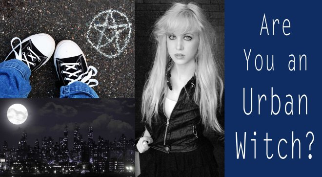 are you an urban witch2