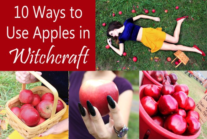 10 ways to use apples in witchcraft