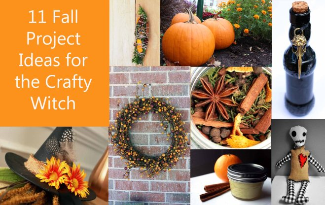 11 fall craft ideas for the pagan witch.jpg