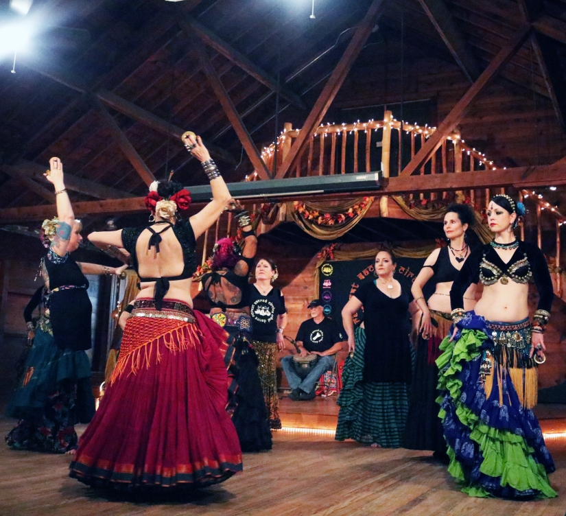 Sacred Circles & The Modern Witch's Guide to American Tribal Style Belly Dance