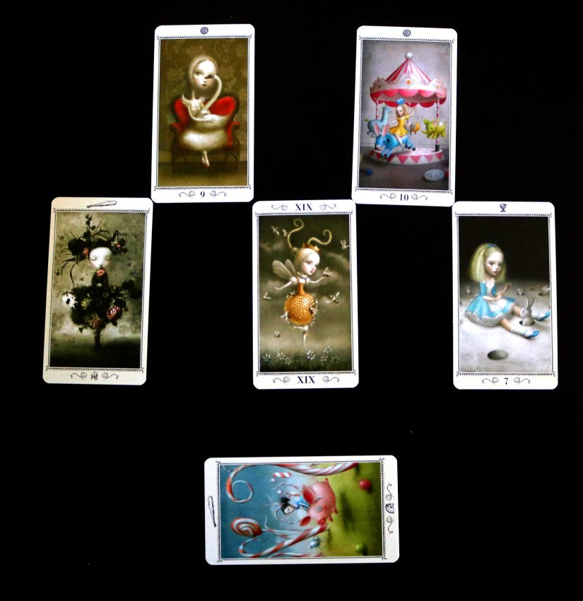 6 Card Dream Interpretation Tarot Spread