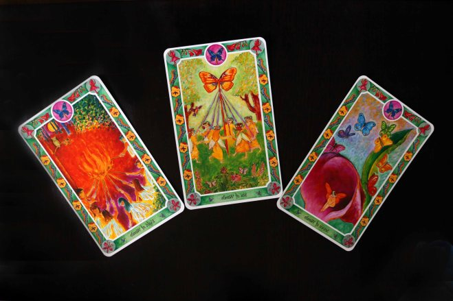 inner child tarot