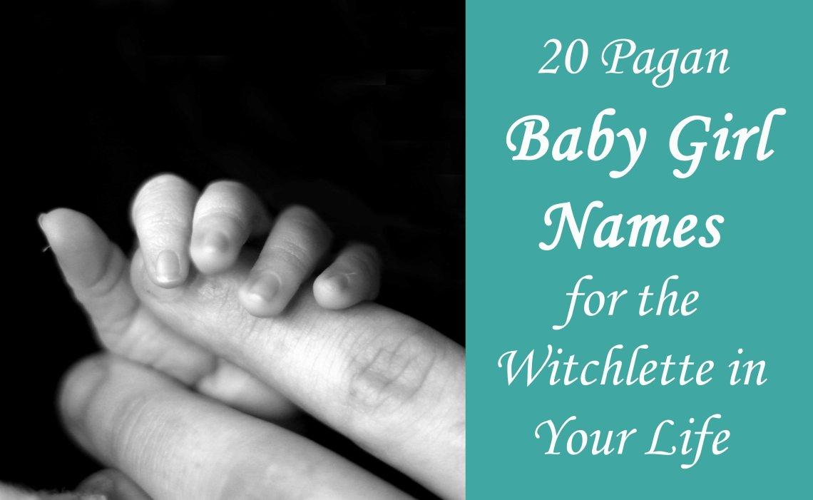 pagan baby girl names